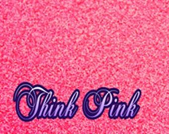 Think Pink Ultrafine Glitter