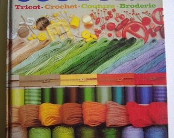 encyclopedia of sewing - knitting crochet embroidery sewing