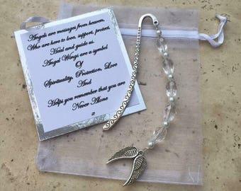 Beautiful AngelWings Bookmark