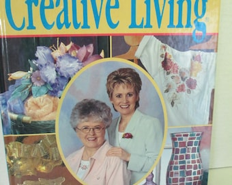 "Diy craft book Better "" Aleene's Creative Living"" Hardback Craft Book 144 pages"