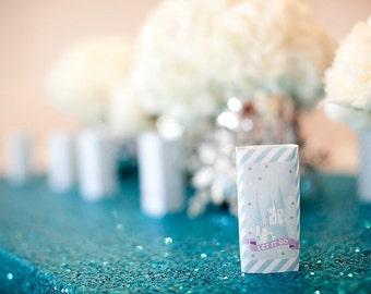 Frozen Juice Box Wraps/Labels- Printable