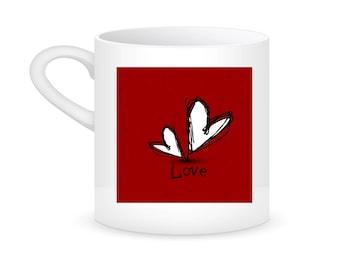 Valentine Heart Mug