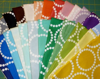 Pearl Bracelet by Lizzy House for Andover Fabrics- Fat Quarter Bundle