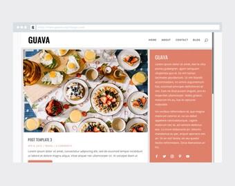 Child Theme for Divi   Guava