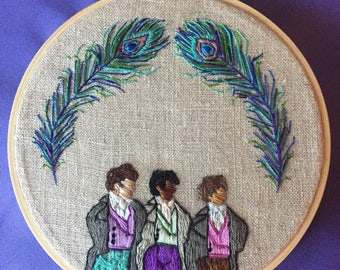 Gents Embroidery