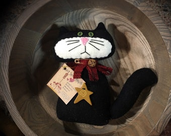 Wool Black Kitty!