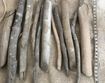 Set of 11  pieces of driftwood. LAST PIECES