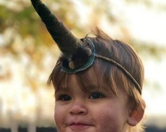 Camo Unicorn Horn