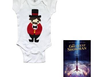 The Greatest Showman - Infant Bodysuit - The Greatest Showman x mi cielo