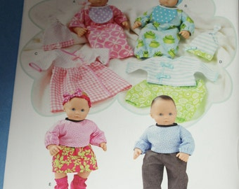 """New Simplicity 15"""" doll Clothes Pattern 1937"""