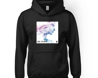 BTS Face Yourself Hoodie