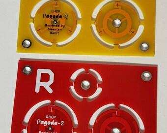 Pagoda-2 FPV antenna pcb - DIY