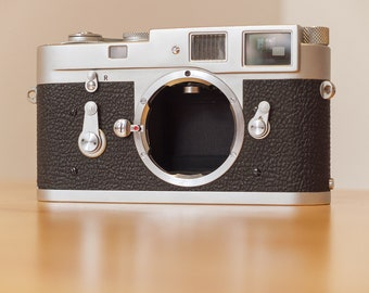 Leica M2 - Self Timer - Perfect Working - Leica M - M Mount - Rangefinder