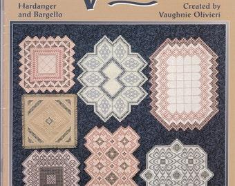 Hardanger and Bargello designs. 203.