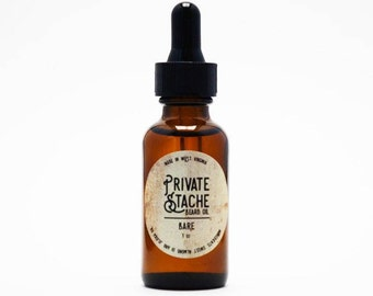 BEARD OIL: Scent-free Beard Oil, Golden Jojoba Oil, Sweet Almond Oil, Beard Conditioner, Beard Oil, Gifts for Him, Beard Grooming