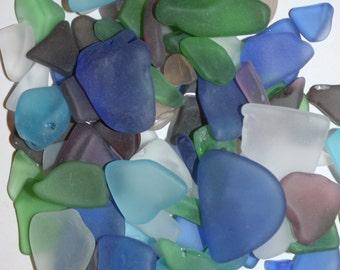 5 lbs) Sea Glass, Tumbled Sea Glass, Bulk Sea Glass, Sea Glass for mosaics, Sea Glass crafting,  Sea Glass for jewelry crafts, S~