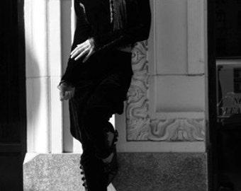 The Timeless Toreadorra in elegant silk velvet. by stella dottir