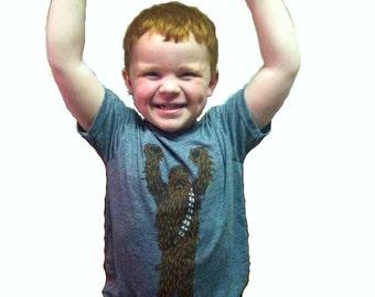 KIDS Wookie/Chewbacca shirt