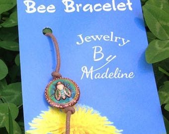 Color Changing BEE Bracelet
