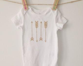 Golden Arrows Bodysuit