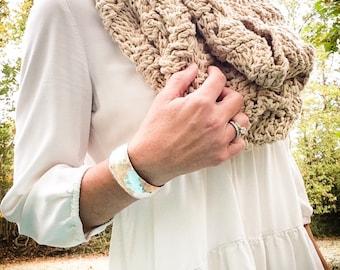 Crochet Scarf Pattern, Crochet Pattern, The Nancy Scarf Pattern, Crochet Pattern, Infinity Scarf Pattern, Crochet