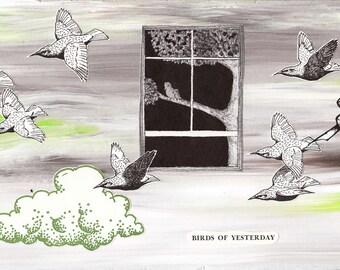 Birds of Yesterday