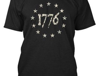 Freedom Isn'T Free Hanes Tagless Tee Tshirt