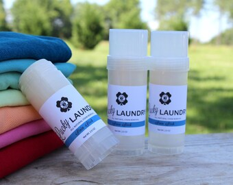 Laundry Stain Stick (Organic Laundry Stick, All Natural stain removal)