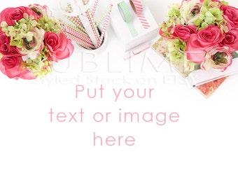 Styled Stock Photography / Blog Stock Photo / Product Styling / Print Background / Styled Photography / JPEG Digital Image / StockStyle-459