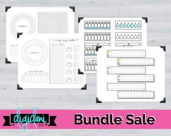 Bundle Sale - BULLET JOURNAL ESSENTIALS