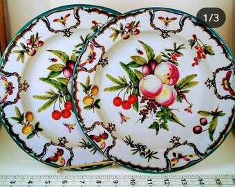Decorative Tin Plates,