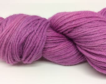 Bluefaced Leicester- soft pink.