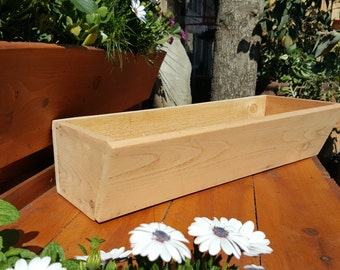 Angled Planter Box
