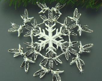 Hummingbird Ornament, Bird Lover Ornament, Mother's Day gift, Birding Ornament, Ornithology Ornament, Package Decor, Window Decor,
