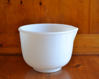 Vintage Small Sunbeam Mixing Bowl for Electric Mixmaster