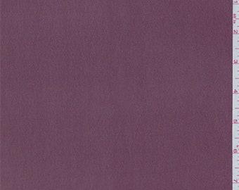 Pale Maroon Silk Chiffon, Fabric By The Yard