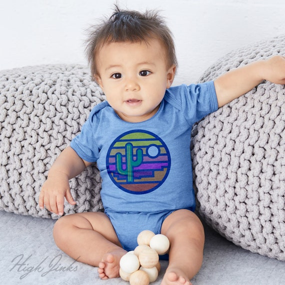 Stained Glass Sunset : Infants Onesie