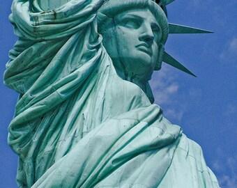 Statue of Liberty  Fine Art Print - Travel, Scenic, Landscape, Nature, Home Decor, Zen