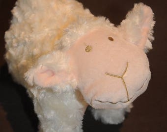 "decorative plush ""sheep Heidi"""