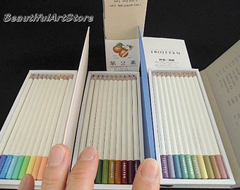 Tombow Pencil Irojiten(Color Dictionary)  30 Colored Pencils Set Vol.2 CI-RTB New