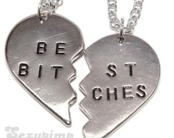 Best Bitches Necklace Pendants