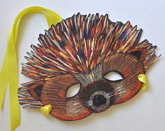 Porcupine Mask