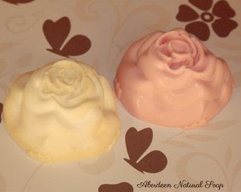 Natural Sweet Almond Soap & Argan-ud