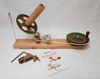 Knitpro Mega Ball Winder, SIGNATURE, yarn winder, wool winder, winder