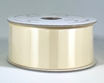 Vanilla Subtle Stripes Satin Ribbon, Card Making, Scrapbooking, Sewing, Stampin Up