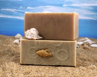 Rooibos and Honey Soap  / Unscented Soap, Natural Soap, Handmade Soap, Palm Free Soap. Fragrance Free Soap, Facial Soap, Cold Process Soap