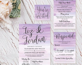 Wedding Invitations With RSVP Cheap, Wedding Invitation Templates Download, Wedding Invitation Templates Blank, Wedding Invitations DIY Kits