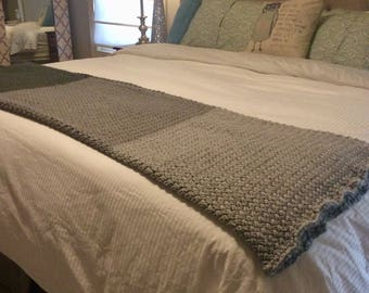 One Bad Ombre Blanket