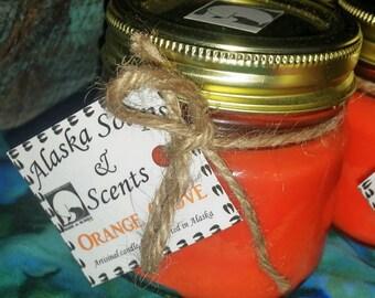 Orange Clove Candle