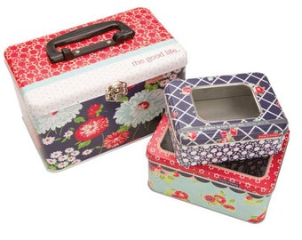 The Good Life Nested Tins - Set of 3